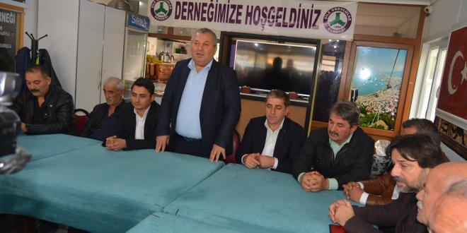 "MHP'li Enginyurt: ""AKP'nin istanbul adayı belli"""