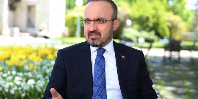 """AKP'li Turan: """"MHP'yle ortak aday olumsuz sonuç alabilir"""""""