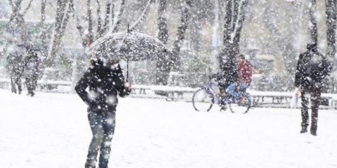Meteoroloji'den soğuk hava kar uyarısı