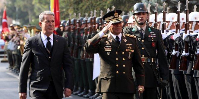 """Akar: """"Türkiye'ye rağmen atılacak hiçbir adıma müsaade edilmeyecek"""""""