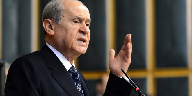 """MHP'den AKP'ye sert tepki: """"Devlet Bahçeli kırmızı çizgimizdir"""""""