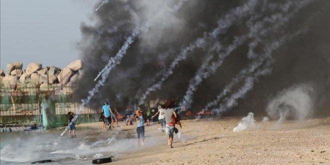İsrail, 20 Filistinliyi yaraladı