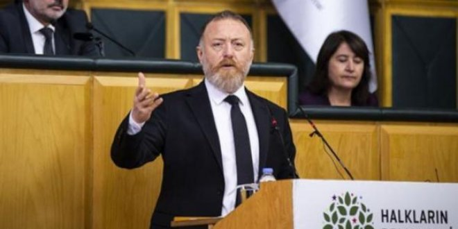 """HDP'den Erdoğan'a: """"Gelin masaya oturalım"""""""
