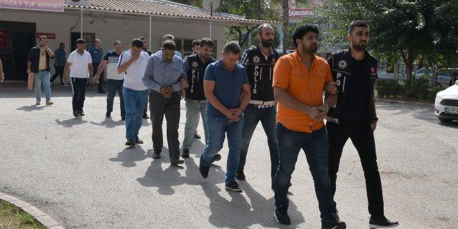 Adana'da 22 milyonluk uyuşturucu operasyonu!