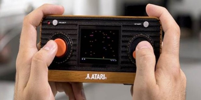 Atari Retro Handheld satışta