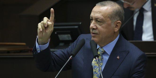 """Sosyal medyadan Erdoğan'a sert tepki: """"Yaşadıkça Türkçüyüz!"""""""
