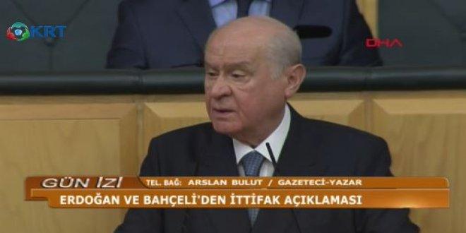 Arslan Bulut: HDP'lilerin oyu için Danıştay kararı kullanılıyor