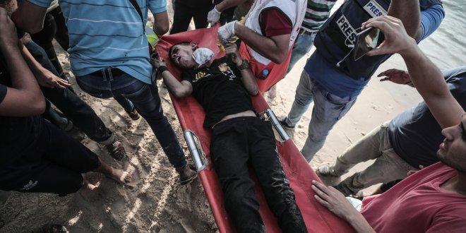 İsrail askerlerinin yaraladığı 17 yaşındaki Filistinli şehit oldu