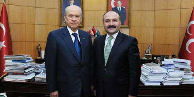MHP Grup Başkanvekili Erhan Usta görevden alındı