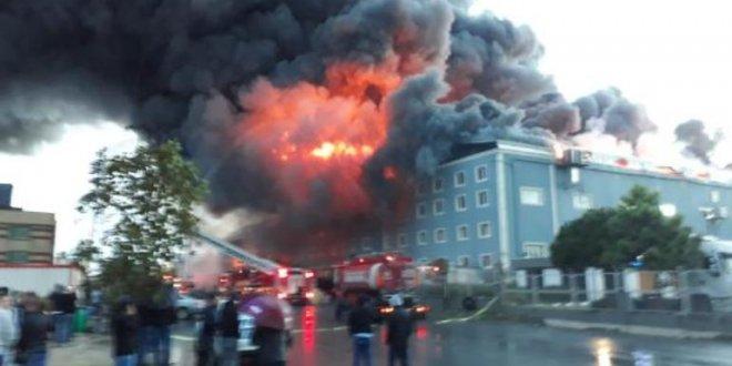 Yangın furyası devam ediyor