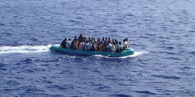 Edirne'de kaçak göçmenleri taşıyan bot battı