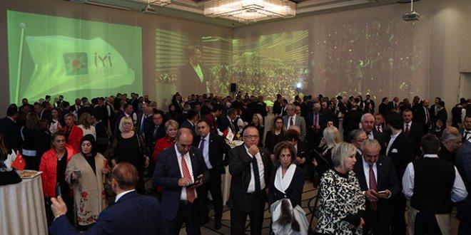 Meral Akşener: Meclis'te 40 çeri gibi mücadele ediyoruz