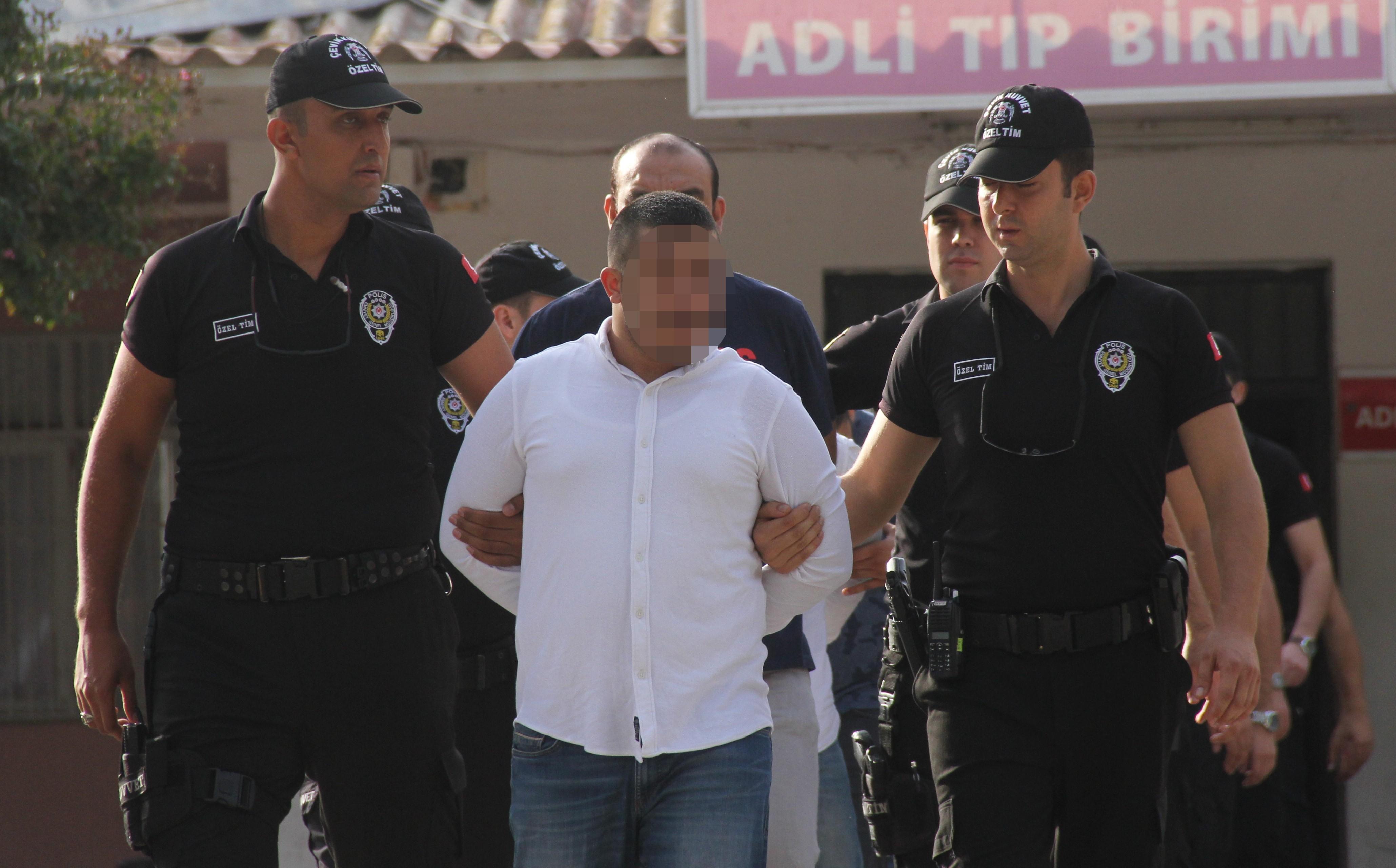 Çete liderinin evinden, cezaevinin krokisi çıktı