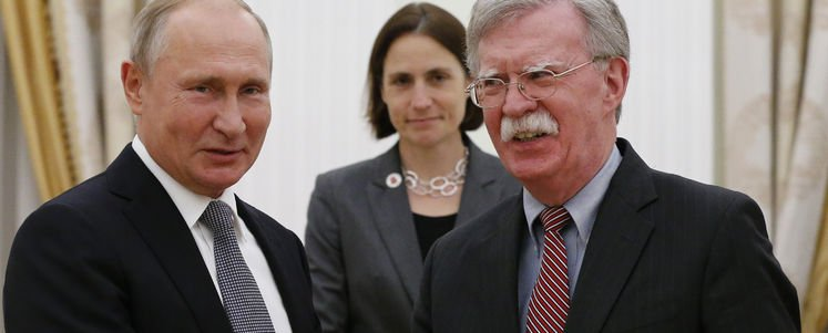 ABD'den Putin'e Washington daveti
