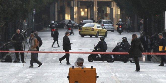 Yunanistan'da bomba paniği