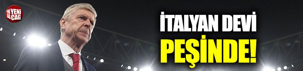 Milan'da hedef Arsene Wenger