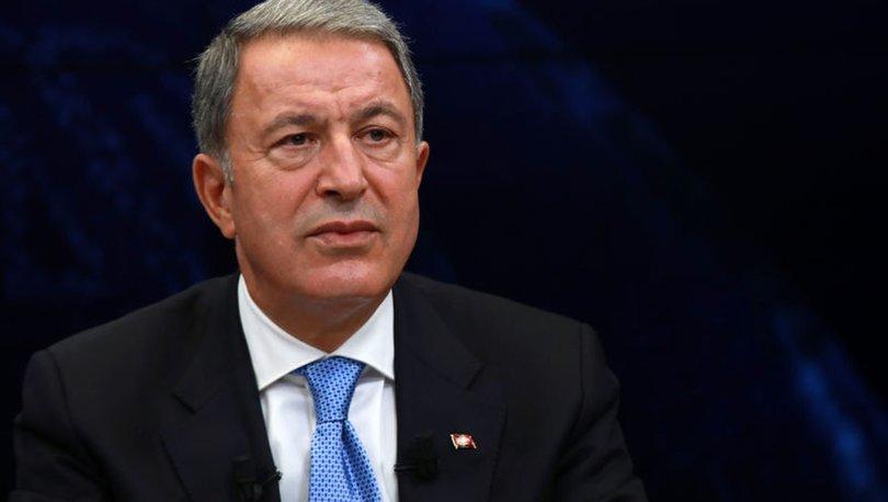Hulusi Akar TSK'dan ihraç edilen personel sayısını açıkladı