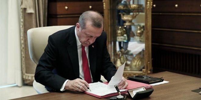 Erdoğan askerlik kanunu onayladı