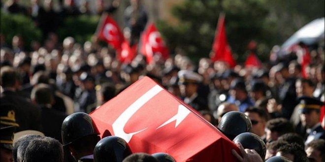 Şırnak'ta 1 şehit, 4 yaralı
