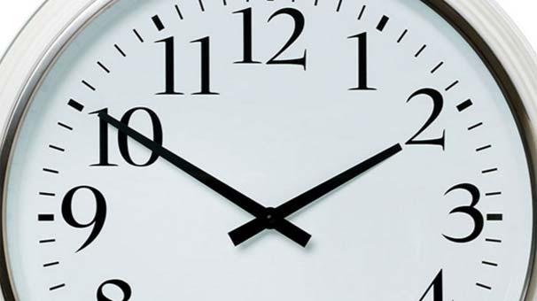 Saatler geri alındı mı? Saat ayarı düzenleme