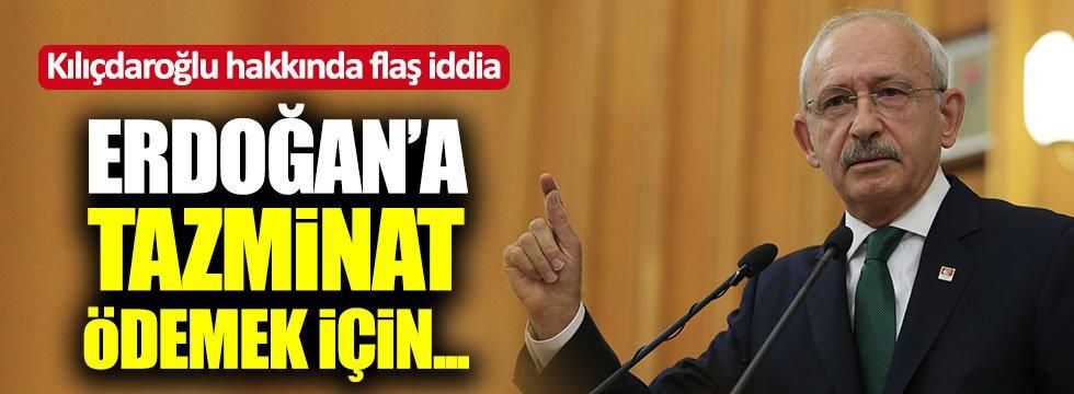 Kılıçdaroğlu'nun Erdoğan'a tazminat ödemek için evini sattığı iddia edildi