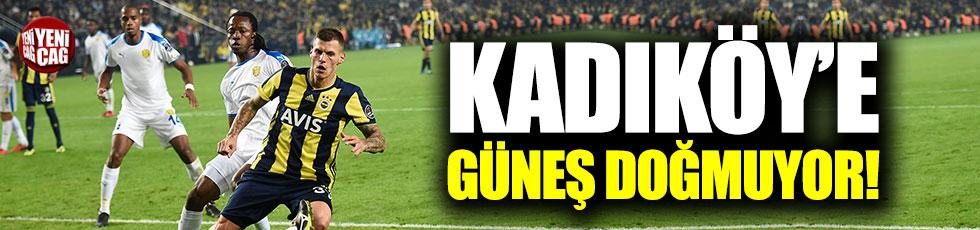 Kadıköy'e güneş doğmuyor!