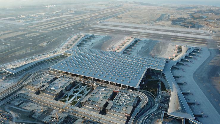 Yeni Havalimanı üzerinde uçuş yasağı!