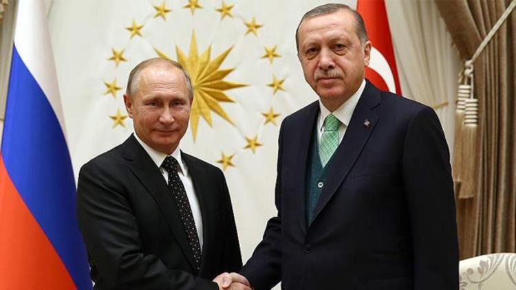 Erdoğan ile Putin bir araya geliyor