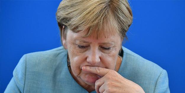 Merkel'den kongre kararı!