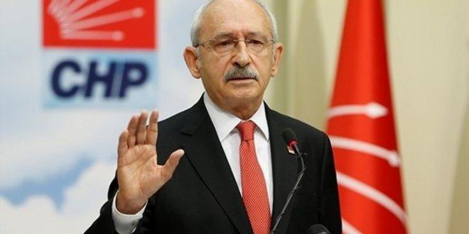 Kılıçdaroğlu, Beştepe'ye gitmedi