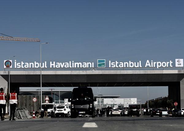 istanbul havaalanı ile ilgili görsel sonucu