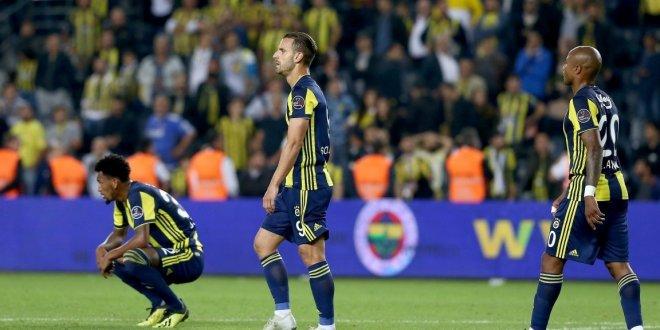 Fenerbahçe'de 16 sene sonra bir ilk…