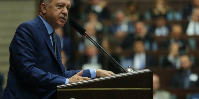Erdoğan'dan Andımız açıklaması