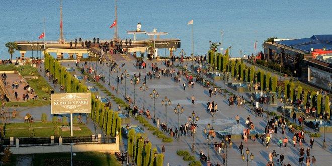 Araplar turistlerin yeni gözdesi Samsun!