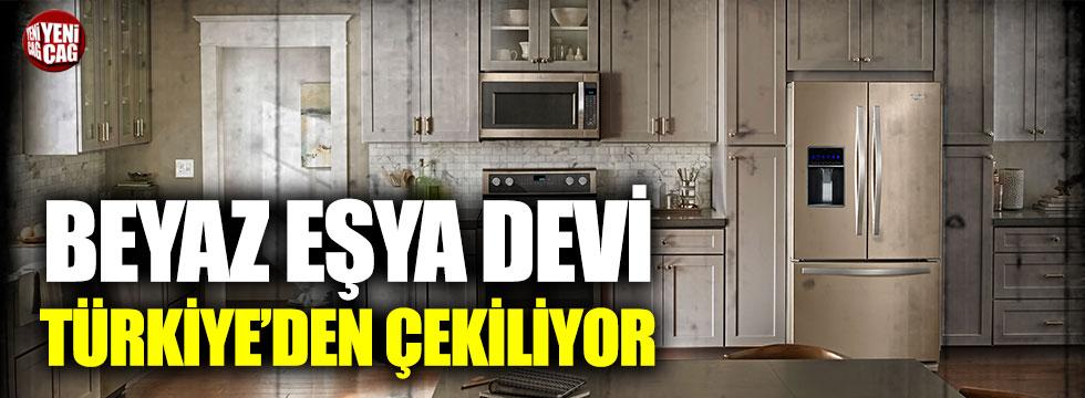 Whirlpool, Türkiye'de satış yapmayacak
