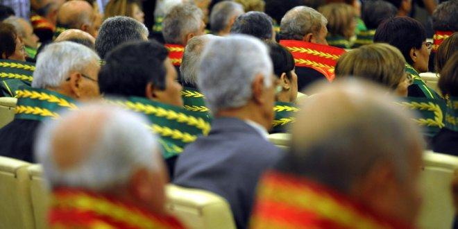 2 bin 84 hakim ve savcının ataması gerçekleşti