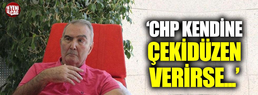 Deniz Baykal: CHP kendine çeki düzen verirse…