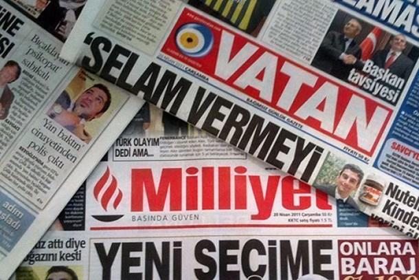 Vatan Gazetesi kapatılıyor!