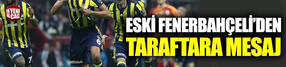 Josef de Souza'dan Fenerbahçe taraftarına mesaj