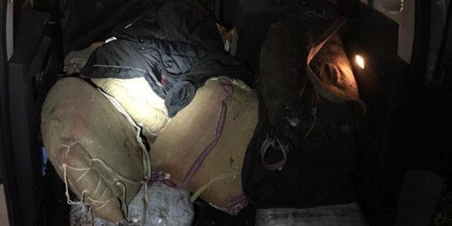 Mardin bomba yüklü araç alarmı!