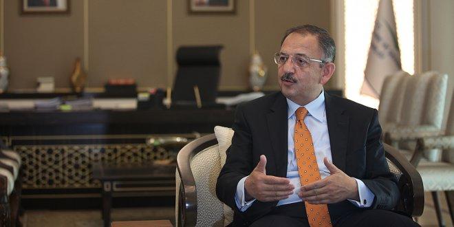 AKP'li Özhaseki'den Ankara adaylığı açıklaması