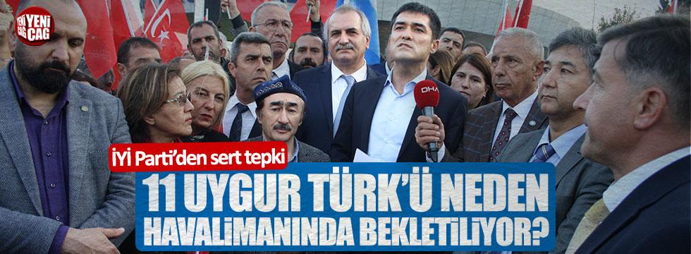 İYİ Parti'den Uygur Türklerine destek