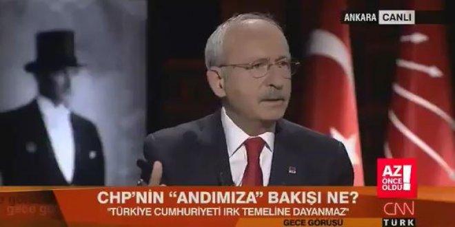 Kılıçdaroğlu, Mansur Yavaş ile görüştüğünü açıkladı
