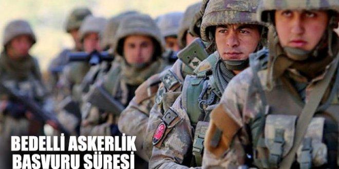 Bedelli askerlik başvuru süresi uzatılacak mı son dakika gelişmesi