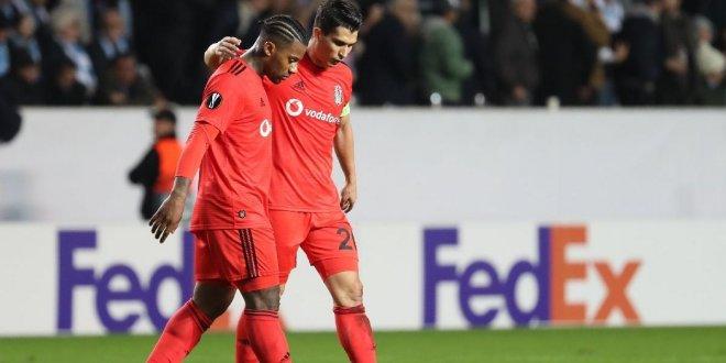 Beşiktaş, Başakşehir deplasmanında