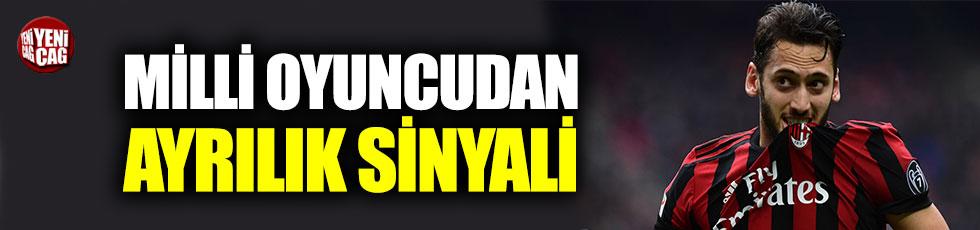 Hakan Çalhanoğlu, Milan'dan ayrılabilir