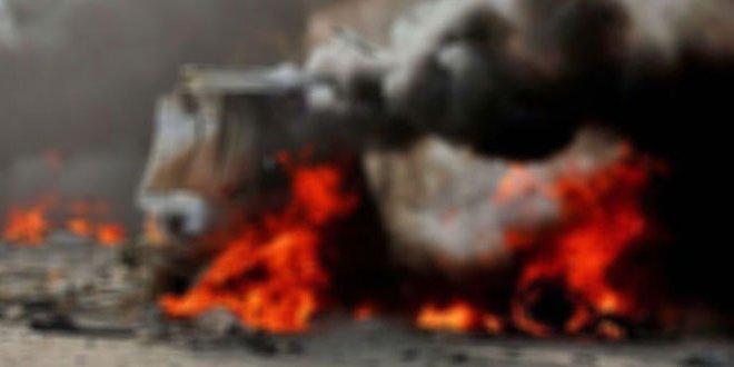 Irak'ta ilkokul yakınlarında patlama!
