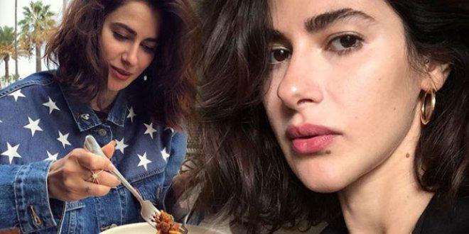 Nesrin Cavadzade: Yemin ediyorum künefe yiyorum