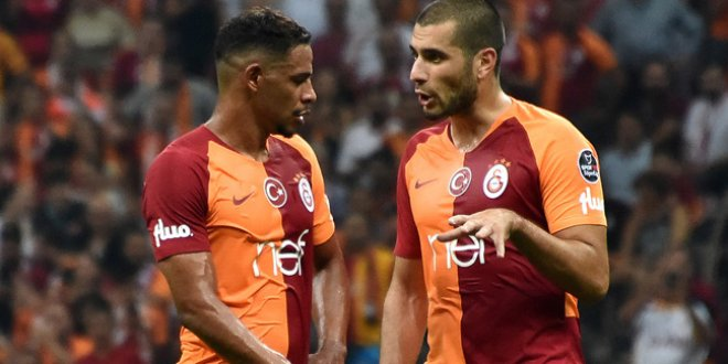 Galatasaray'da Eren Derdiyok ve Fernando kadroya alınmadı
