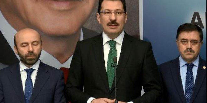 """AKP'li Yavuz: """"Mevcut belediye başkanlarımız aday müracaatında bulunmayacak"""""""